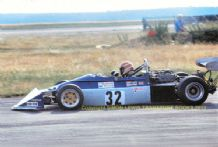 "March 742 BDX Ray Mallock Silverstone 1976 7x5"" photo"